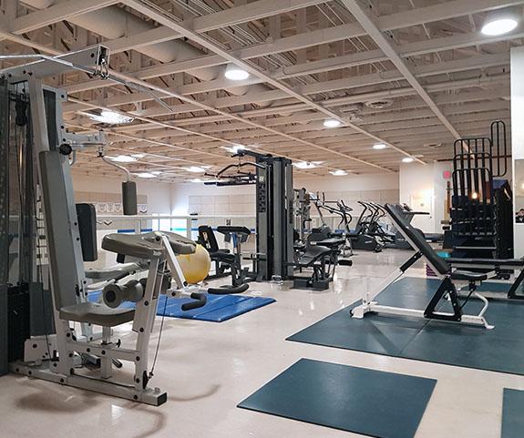 Hlgaagilda queen charlotte weight rooms u hg rec
