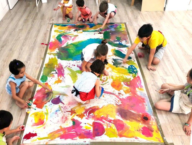 Childrens Social Craft Activities